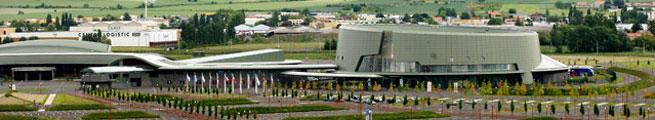 Salon professionnel Grande Halle d'Auvergne