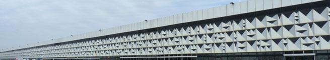 Salon professionnel Parc des expositions de Bordeaux