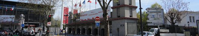 Salon professionnel Parc des expositions de la Porte de Versailles